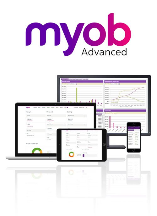 MYOB Advanced Cloud ERP Software Solutions