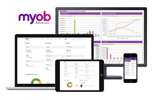 MYOB Advanced Cloud ERP Solutions