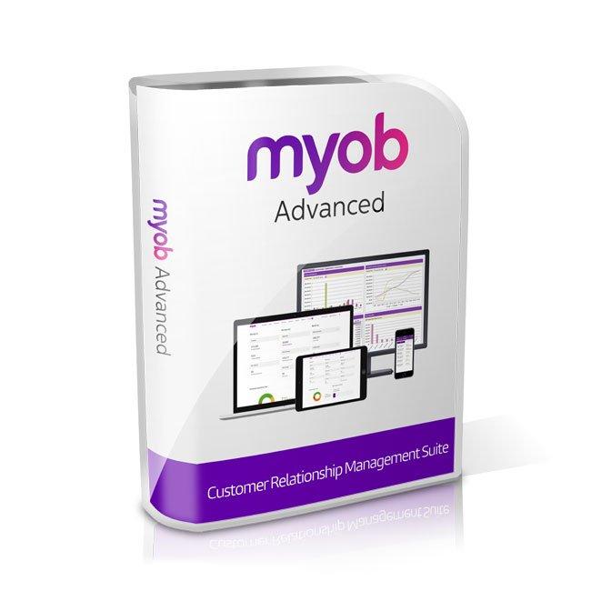 MYOB Advanced Customer Relationship Management Suite