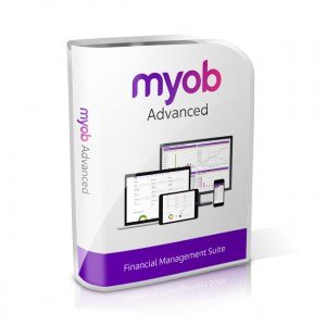 MYOB Advanced Cloud ERP Suites