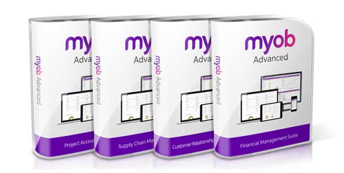 MYOB Advanced Product Tour