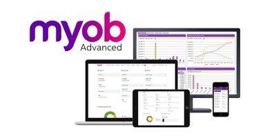 MYOB Advanced Cloud ERP Editions