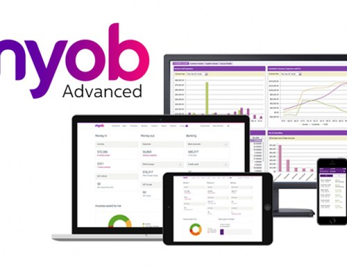 MYOB Advanced Cloud ERP Editions